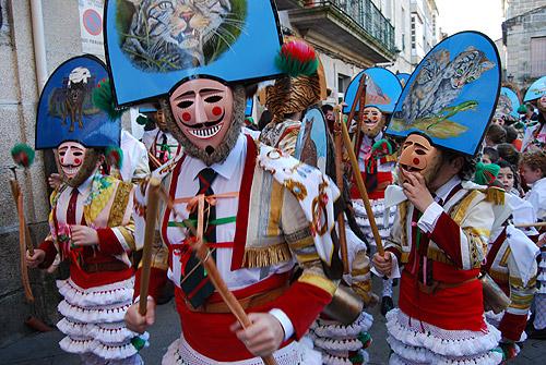 Resultado de imagen de carnavales en españa