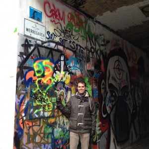 calle de los grafitis