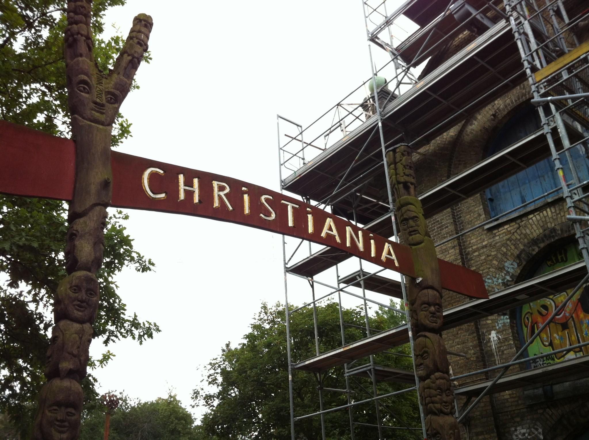 El estado libre de Christiania