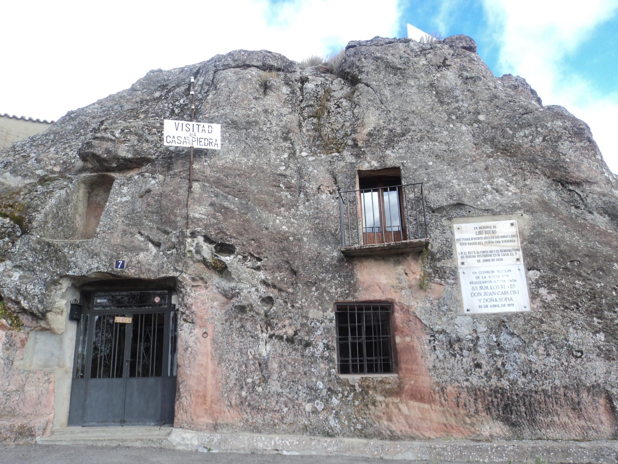 La Casa de Piedra de Lino Bueno