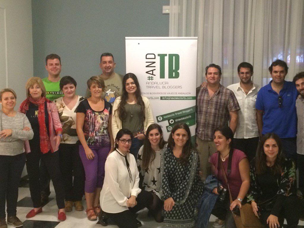 Presentación Andalucía Travel Bloggers