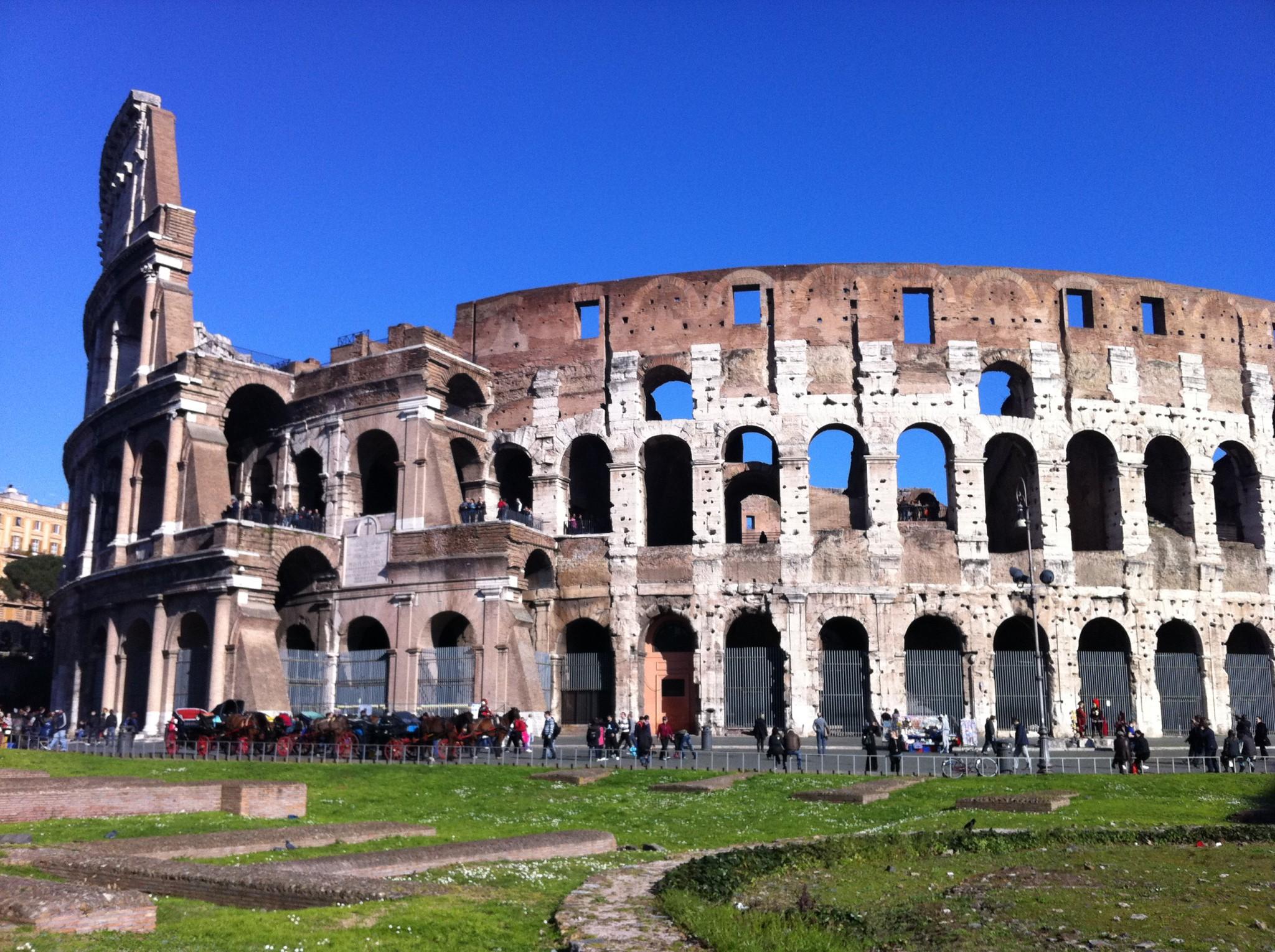 Curiosidades del Coliseo que seguro que no sabías