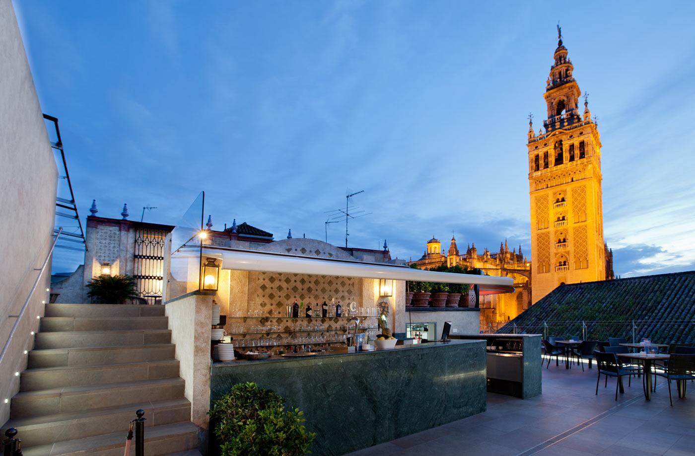 Las mejores terrazas de hoteles