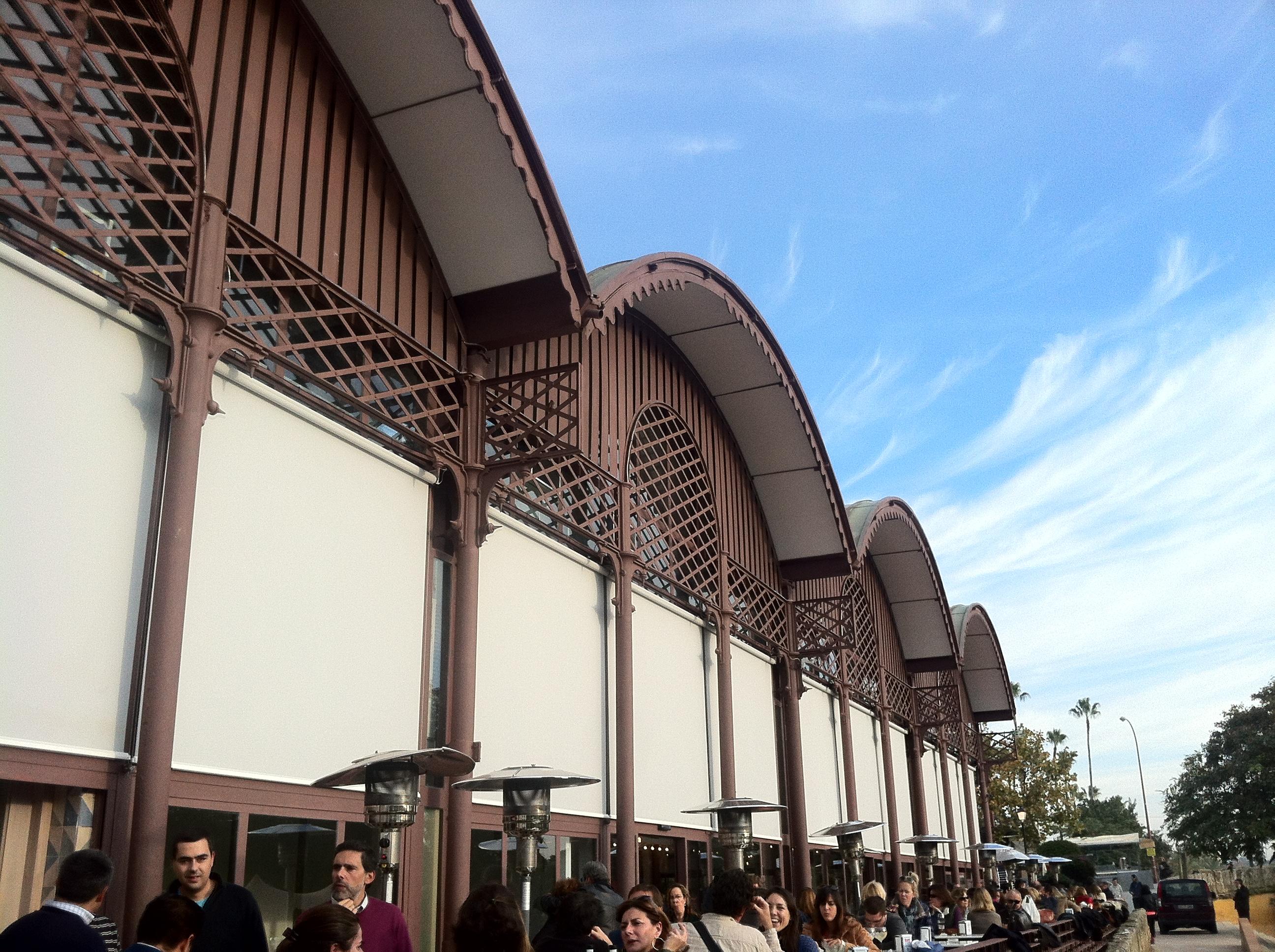 Mercado Lonja del Barranco