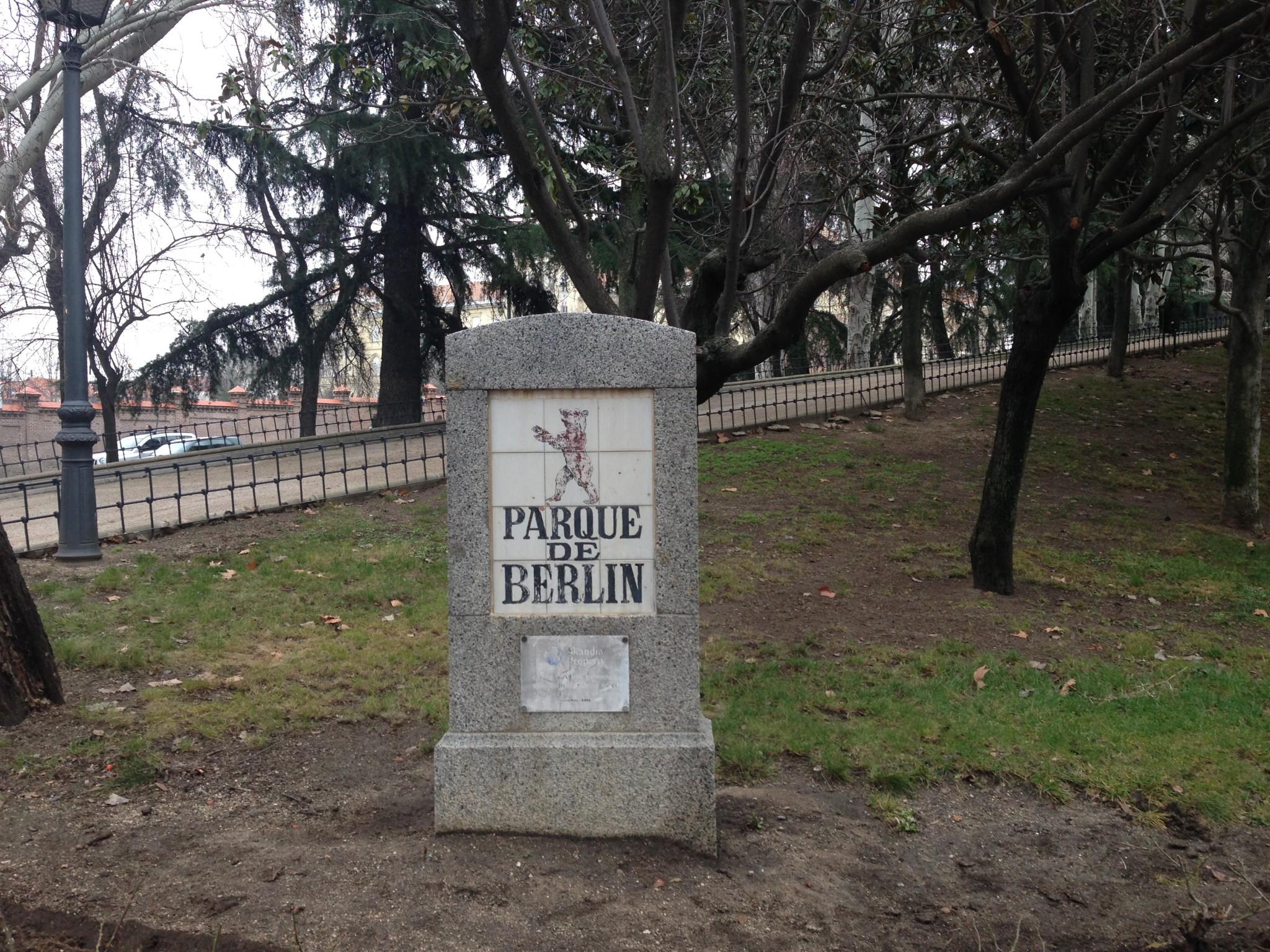 El Parque de Berlín
